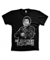Zwart Scarface Say Hello to My Little Friend t-shirt